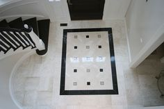 Foyer Tile by Installations Plus Inc of Holliston MA