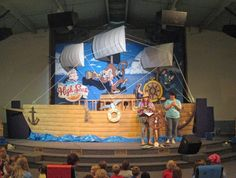 high seas exploration vbs photos | Livin' the Dream