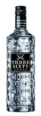Vodka Three Sixty 3l