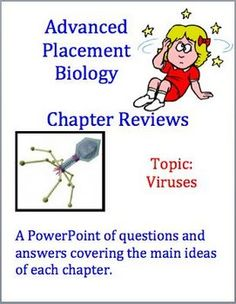 """ap biology introduction and summary by Make the subject: """"ap bio: introduction to """" (do not  include the  all photographs must have a label and an explanation each item."""