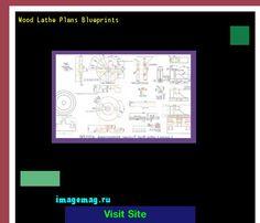 Wood Lathe Plans Blueprints 194119 - The Best Image Search