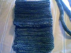 Green Hued Bag by Annefesto on Etsy, $15.00