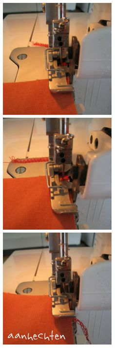 MaMarieke: Tips lockmachine, aan- en afhechten