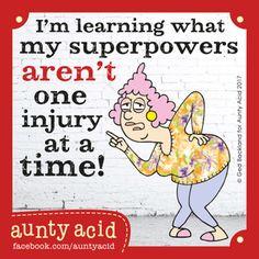 Aunty Acid « ArcaMax Publishing