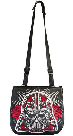 Darth Vader bag for pre order! Will be shipping in November :) #blamebetty #darthvader #starwars
