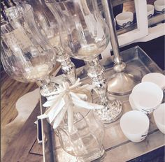 #timeless #elegance #charme #dishes #candles #pier3wohnideen