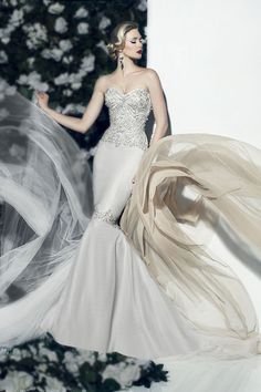 Find this fabulous Victor Harper Couture gown at Bridal Boutique. bridalboutiquebr.com