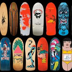 Do you know your classics? Check out this animation commissioned for the summer festival on Skateboard Culture at la la Gaieté Lyrique. See if you can guess them all.