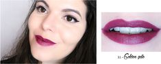 Sephora Lip Stories swatch 31 Golden Gate
