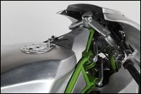 AMD World Championship, Crazy Racers, bike details & gallery