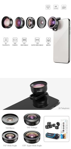 Phone Lens, Camera Phone, Camera