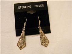 Fashion Dangling Fun 925 Sterling Silver by EdwardsSilverJewelry, $22.00