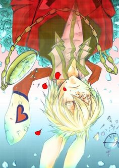 """""""Peter White"""" - Alice in the Country of Hearts, manga, game, anime"""