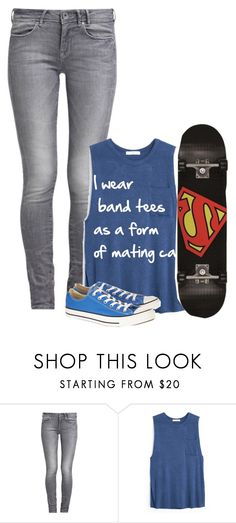 """""""IM FINALLY GOING BACK TO THE SKATEPARK!!! they shut it down for a year for renovations but it opened last weeks and all schools around me are still going so only the private school bishes ( my squad ) are gonna be there"""" by l0st-demig0ds ❤ liked on Polyvore featuring beauty, GUESS, MANGO, Converse and L0stDemig0ds"""
