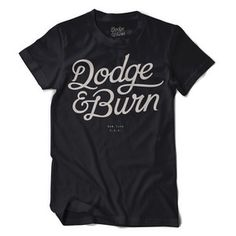 Classic Tee Black, $24, now featured on Fab.