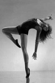 A modern jazz dancer #dance #danceinspo