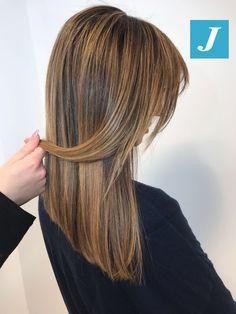 Taglio Punte Aria & Degradé Joelle Cappuccino  #cdj #degradejoelle #tagliopuntearia #degradé #igers #musthave #hair #hairstyle #haircolour #longhair #ootd #hairfashion #madeinitaly #wellastudionyc