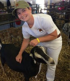 #goatvet likes goat showing as an activity for youth