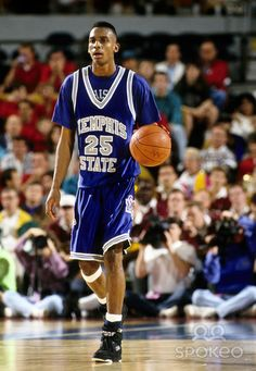Penny Hardaway Memphis State Tigers