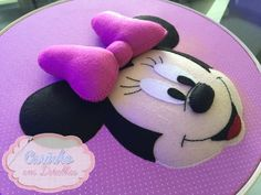 Minnie Mouse PDF Pattern Felt Pattern Plush by GreatPdfPattern