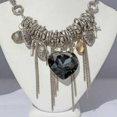Charming - necklace or jewelry making idea