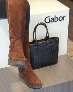 Gabor 51.679.14 Cognac geklede lange laarzen online kopen