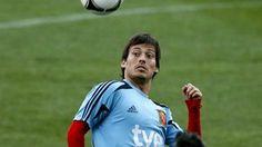 Spanish National soccer team midfielder David Silva Fifa, Football Mondial, Spanish, Soccer, David, Sports, World Cup 2014, Hs Sports, Futbol
