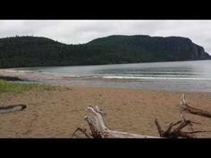 Random Beach, Lake Superior, Canada