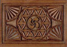 The Baskian Swastika Lauburu, its symbolic meaning and history