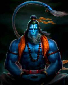 Rudrarup hanuman wallpaper by mayankPatadia - - Free on ZEDGE™ Hanuman Pics, Hanuman Chalisa, Hanuman Tattoo, Krishna Hindu, Hindus, Angry Lord Shiva, Hanuman Ji Wallpapers, Arte Peculiar, Lord Shiva Hd Images