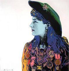 Andy Warhol: Annie Oakley