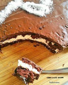 Assalam Aleykoum, bonjours à tous! Qui n'a jamais craqué pour ce délicieux gâteau de notre enfance, LE KINDER DÉLICE!? En version coco il est à tombé.... mon préféré! Et vous nature ou Coco? Avous de choisir.... Allez en cuisine pour nous préparer cette...