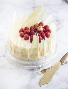 No Bake Desserts, No Bake Cake, Mousse, Food To Make, Fondant, Panna Cotta, Cheesecake, Food Porn, Food And Drink