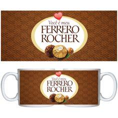 Estampa para caneca Chocolates 000843