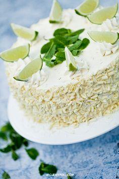 Moje Wypieki | Tort Mojito
