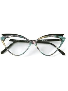 VINTAGE ACCESSORIES 'Vamp' Lafont Model Glasses