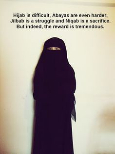In my country it's alright if you don't wear Niqab or Jilbab or Abaya but I'm wearing Niqab even though I still young unmarried woman Women In Islam Quotes, Islam Women, Muslim Quotes, Beautiful Islamic Quotes, Islamic Inspirational Quotes, Allah Islam, Islam Beliefs, Islamic Teachings, Islam Religion