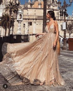A Line V Neck Backless Champagne Long Sparkling Prom Dresses, Champagne Prom Gown, Formal Dresses Customized service and Rush order are available. A Line V Neck Backless Champagne Long Sparkling Prom Dresses, Champagne Prom Gown, Formal Dresses Gold Prom Dresses, Tulle Prom Dress, Wedding Dresses, Gold Formal Dress, Long Formal Dresses, Gold Sparkly Dress, Prom Dress Long, Princess Prom Dresses, Long Glitter Dress