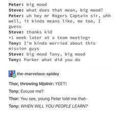 New Memes Disney Funny God 57 Ideas Marvel Quotes, Funny Marvel Memes, Dc Memes, Avengers Memes, Marvel Avengers, Funny Memes, Loki Quotes, Avengers Cast, Avengers Headcanon