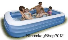 Kiddie-Swim-Center-Kids-Park-Swimming-Pool-Water-Slide-Airblown-Backyard-Family