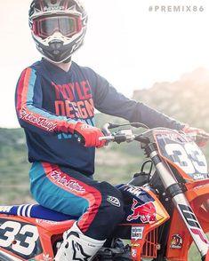 Troy Lee Designs 2019 GP Honda White Navy Race Pants Motocross Enduro Quad ATV