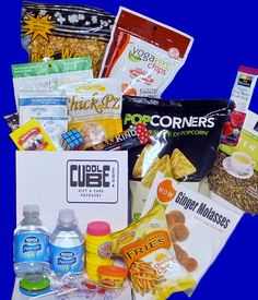 Mom creates customized care packages introducing our organic and gluten free care package gluten gluten free gift basketsgluten negle Choice Image