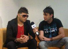 Daniel Pereira entrevisto al reconocido cantante Puertoriqueño Farruko una entrevista exclusiva @Danielpereiratm