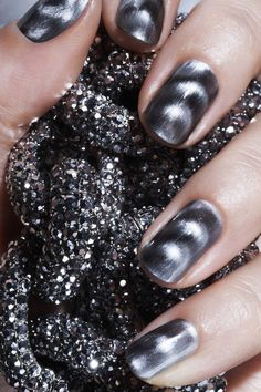 Magnetic Nail Polish! The Diva's newest find and manicure must have!