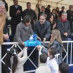 Lucía Corpacci celebró el 332° cumpleaños de San Fernando del Valle de Catamarca
