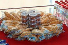 Mesa dulce y salada de Gallina Pintadita