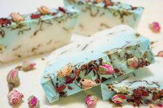 Summer Rose Soap