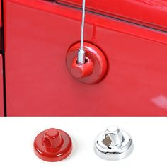 ABS Car Chrome Antenna Base Cover Antenna Radio Aerial Cover for Jeep Wrangler Jeep Wrangler Renegade, 2007 Jeep Wrangler, Jeep Wrangler Accessories, Cheap Stickers, Accessories Store, Cars And Motorcycles, Chrome, Abs, Garden Toys