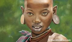 african black art pictures | ... Site of Original African Paintings for Sale by 60 African Artists