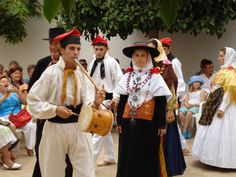 Portal oficial de turismo de Ibiza - Exhibiciones de baile tradicional (Ball pagès)//traditional Ibiza's dance exhibitions
